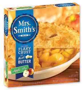 MRS. SMITH'S® Original Flaky Crust Apple Pie