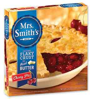 MRS. SMITH'S® Original Flaky Crust Cherry Pie