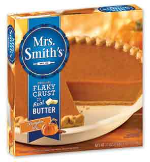 MRS. SMITH'S® Original Flaky Crust Pumpkin Pie